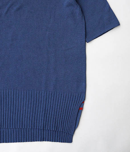 VOO LONG RIB KNIT 1/2