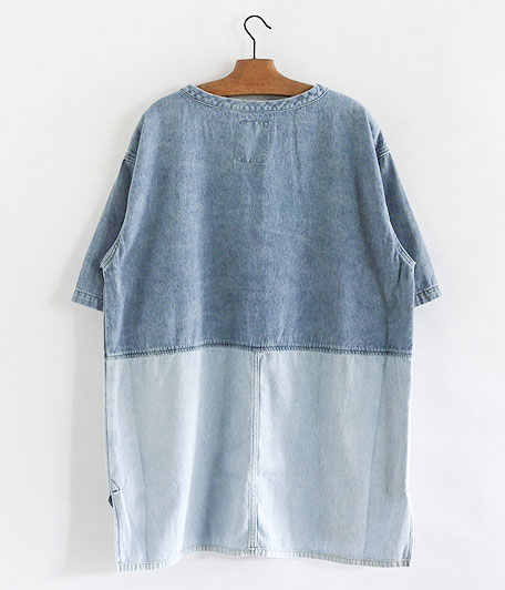 VOO 2 TONE DENIM TEE