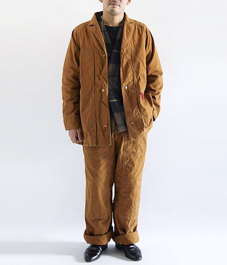 VOO COVERALLS by SHI-FU