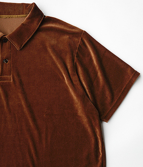 VOO Velour Relax Polo