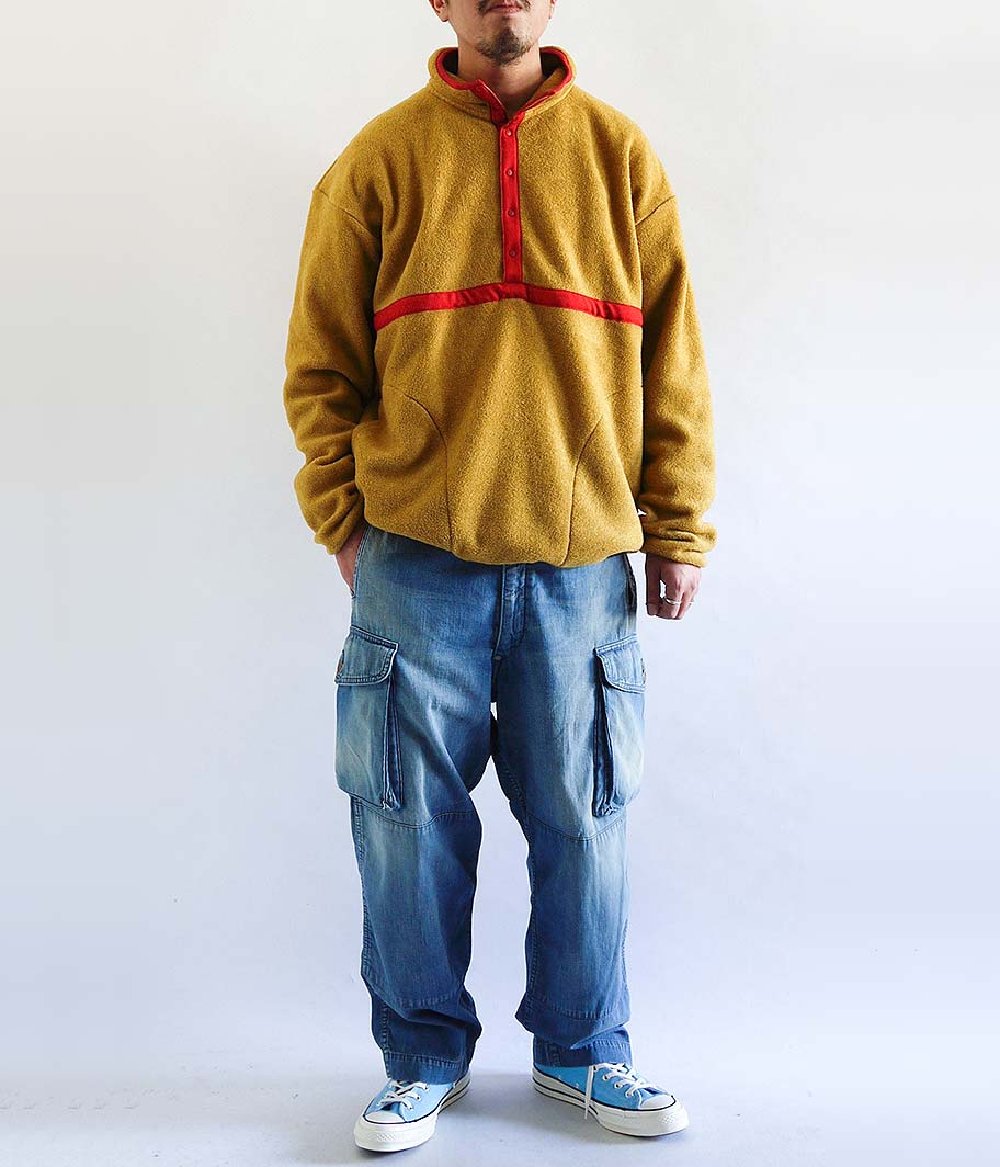 VOO Fleece Pull JKT