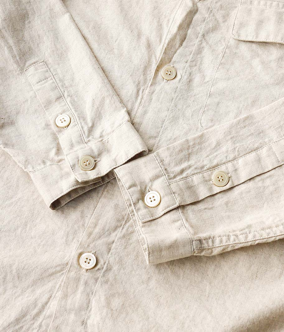 VOO Linen Allround Shirts