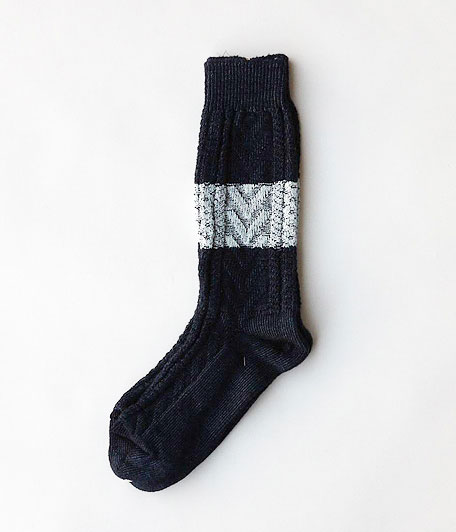 VOO INDIGO CABLE SOCKS