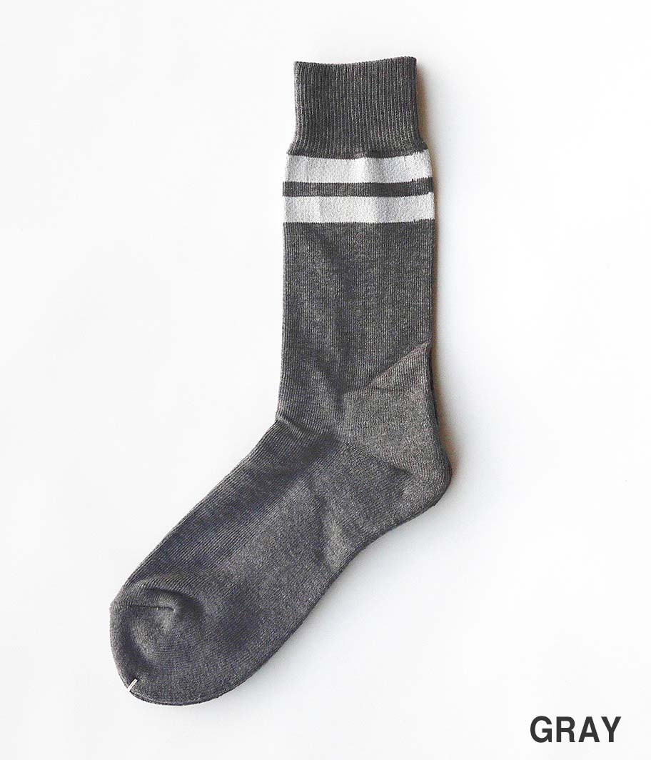 VOO SAFETY SOCKS [BLACK / GRAY / WHITE]