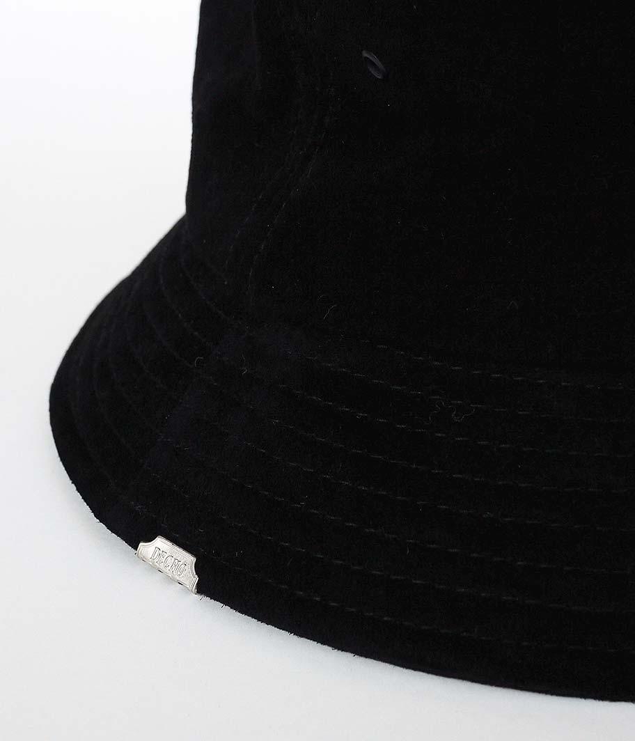 VOO SUEDE HAT HAT by DECHO