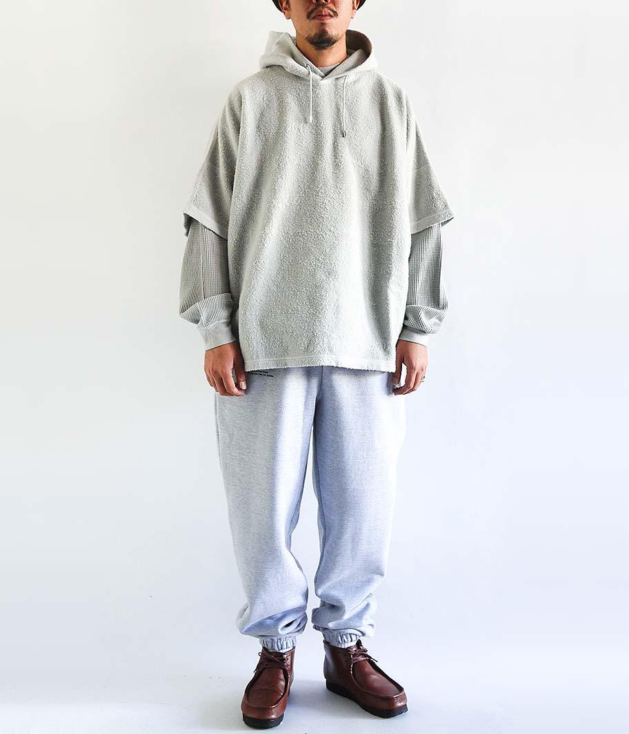 WELLDER Layered Sleeve Hooded