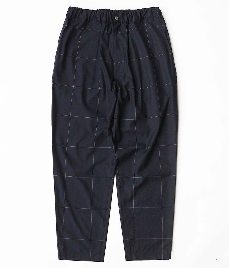 WELLDER Drawstring Easy Trousers